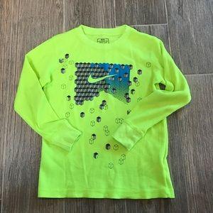 Boys Small Nike Long Sleeve Shirt